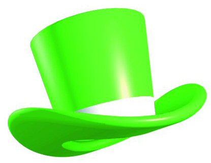 Green Hat - Holst