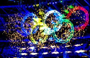 Olympics Fireworks from Edward de Bono from Holst